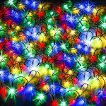 100 DEL lumières solaires multicolores en forme de libellules par SPV Lights: les lampes solaires et les spécialistes de l'éclairage de la marque SPV Lights image 1 produit