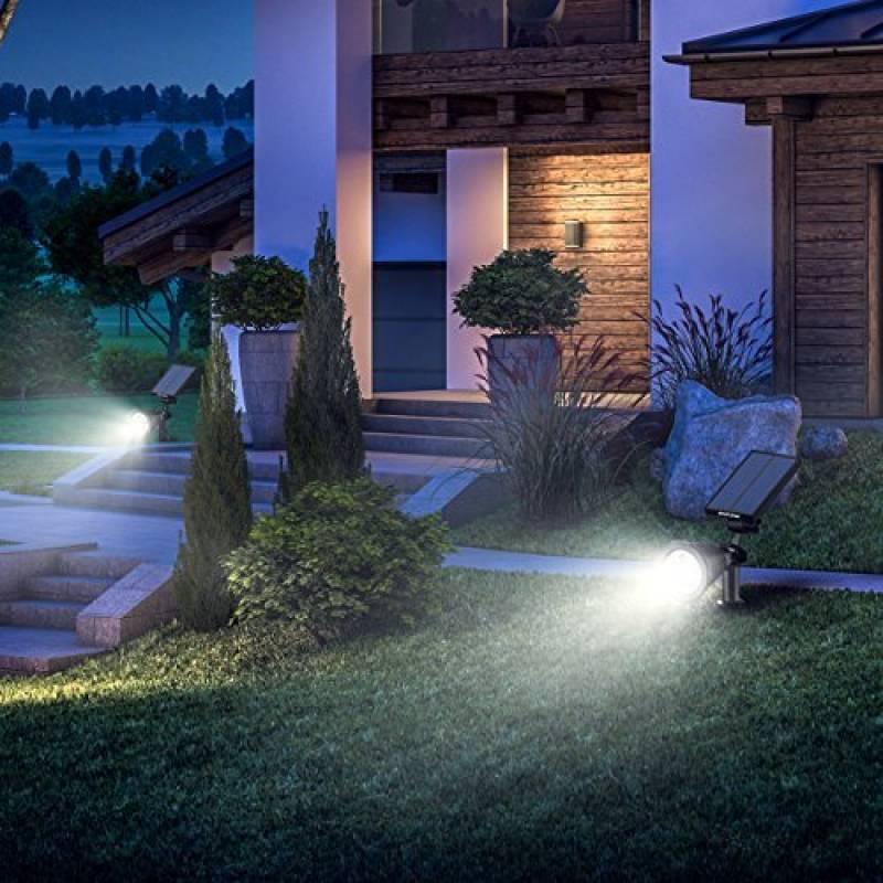 Spot solaire extérieur => faire une affaire pour 2019 | Meilleur ...