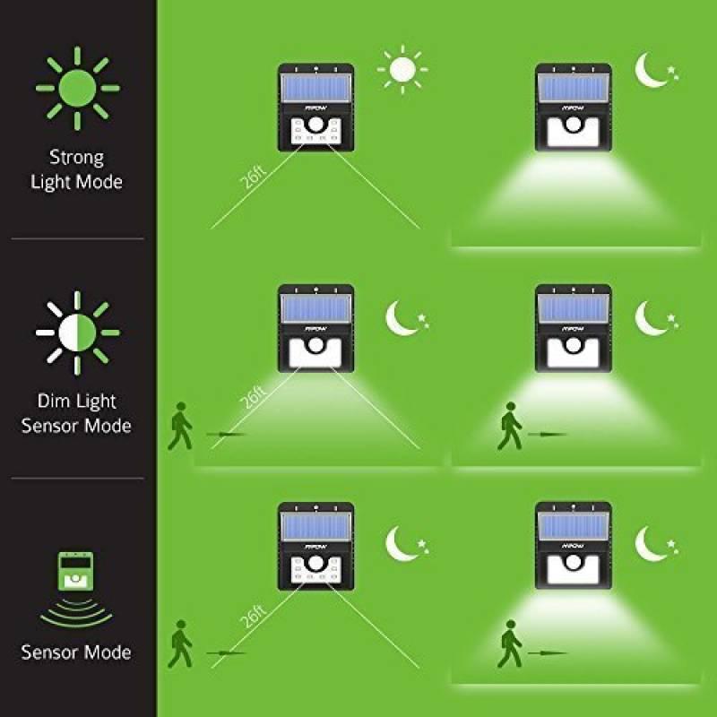 Lampe exterieur sans fil trendy with lampe exterieur sans for Eclairage exterieur avec detecteur sans fil