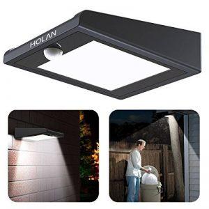 Lampe Solaire Exterieur 30 Led Eclairage Exterieur Solaire Detecteur