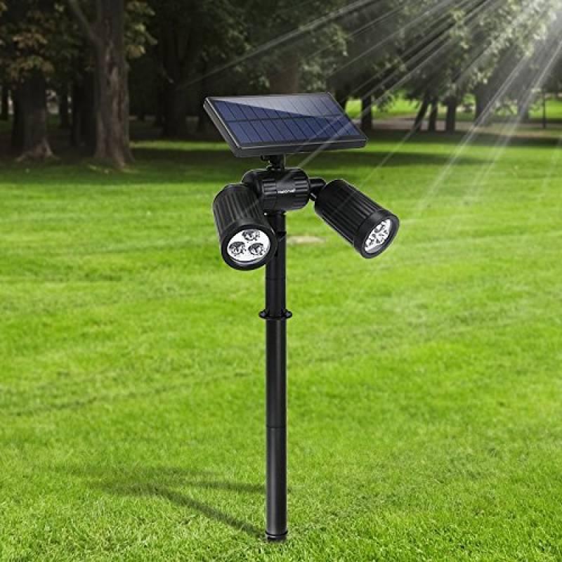 eclairage jardin led solaire Notre sélection de panneau solaire pour eclairage jardin :