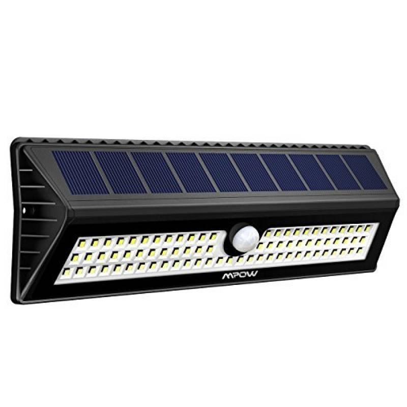 eclairage led solaire Notre sélection de lampe extérieure avec panneau solaire :