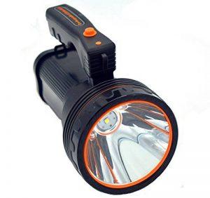 Ambertech Rechargeable 7000 Lumens Super Bright LED Spot Lampe Torche Lanterne Avec Lumière Sharp de la marque Ambertech image 0 produit