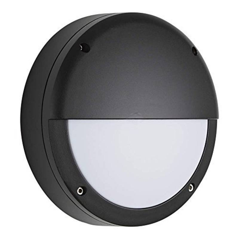 a31fd1b5e9b0a Biard ® ARCHITECT - Applique Extérieure - LED Hublot - Luminaire Extérieure  - Éclairage Jardin - 9W Équivalent 60W - Économe en Énergie - Design  Inventif ...