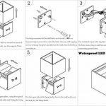Applique extérieur led design - faire une affaire TOP 2 image 4 produit