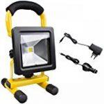 Auralum® Projecteur à LED Ultraléger pour Éclairage Extérieur et Intérieur Spot IP65 Projecteur de Haute Luminosité 30W 2250LM SMD 3020 Blanc Froid de la marque AuraLum image 1 produit
