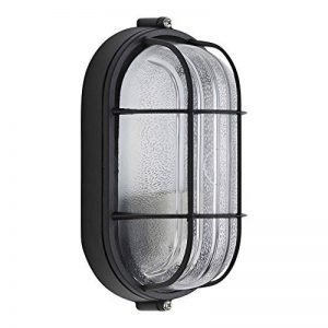 Biard ® - Applique Extérieure - LED Hublot Ovale - Éclairage Jardin - 9W  Équivalent 60W - Luminaire Économe en Énergie de la marque Biard aa69a976dc1e