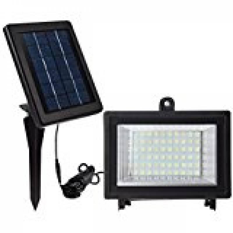 lampe solaire 80 leds brennenstuhl