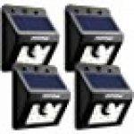 Brennenstuhl Lampe LED murale solaire avec détecteur de mouvements & capteur crépusculaire, projecteur (IP 44) à LED (2 x 30 lm), argent, Quantité : 1 de la marque Brennenstuhl image 7 produit