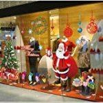 CCLIFE Père Noël gonflable LED 235cm décoration de noel Père Noël lumineux Père Noëlde neige auto-gonflable avec souffleur électrique intégré de la marque CCLIFE image 3 produit