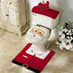 CCLIFE Père Noël gonflable LED 235cm décoration de noel Père Noël lumineux Père Noëlde neige auto-gonflable avec souffleur électrique intégré de la marque CCLIFE image 4 produit