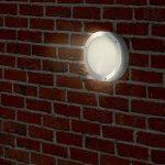 Éclairage extérieur Smartwares Shannon 5000.321 – Applique murale/suspension – Acier inoxydable et verre – Raccord E14 de la marque RANEX image 2 produit