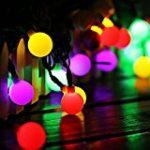 COOWOOO Projecteur Led éclairage de Noël pour l'intérieur et l'extérieur rouge-vert avec 8 motifs de la marque Coowoo image 12 produit
