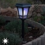 EASYmaxx 06766 Lampe Solaire Forme de Chouette des Neiges de la marque EASYmaxx image 8 produit
