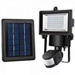Eclairage extérieur solaire projecteur solaire détection mouvement ; acheter les meilleurs produits TOP 1 image 10 produit