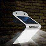 Eclairage extérieur solaire projecteur solaire détection mouvement ; acheter les meilleurs produits TOP 3 image 1 produit
