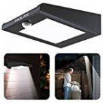 Eclairage extérieur solaire projecteur solaire détection mouvement ; acheter les meilleurs produits TOP 3 image 11 produit