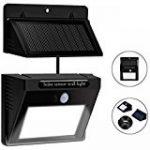 Eclairage extérieur solaire projecteur solaire détection mouvement ; acheter les meilleurs produits TOP 3 image 12 produit