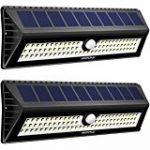 Eclairage extérieur solaire projecteur solaire détection mouvement ; acheter les meilleurs produits TOP 3 image 5 produit