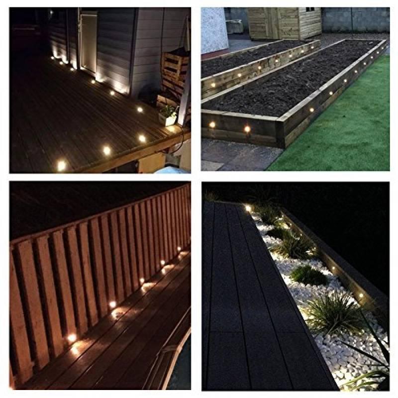 eclairage de terrasse exterieur Eclairage terrasse bois, le top 10 TOP 3 image 6 produit. ⚙️