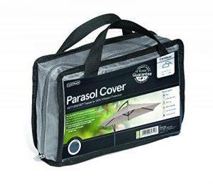 Gardman 35991 Housse pour Parasol Déporté Polyester Gris 83 x 240 cm de la marque Gardman image 0 produit