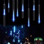 GAXmi Projecteur noël LED Extérieur Lumière tombante de neige blanc Averses de neige Lampes Projecteur LED Projecteur tournant de la marque GAXmi image 3 produit