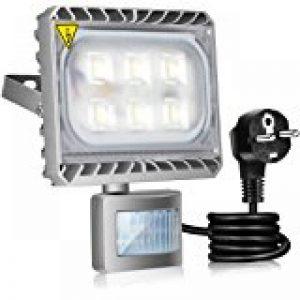 GOSUN® Super Brillant 30W LED Projecteur Lumière, IP65 Imperméable, 2700lm, Eclairage Extérieur LED, Equivalent à Ampoule Halogène 300W, Blanc chaud 2800-3200K, Eclairage de Sécurité,Garantie de 36 mois de la marque GOSUN image 0 produit