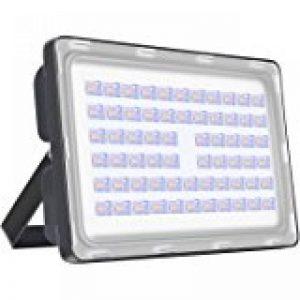 Himanjie LED Projecteur Extérieur 300W LED Spot, Eclairage de sécurité, 30000 lumen, Étanche IP65, Lumiere d'inondation Blanc Froid (6000K-6500K)pour Jardin, Cour,Terrasse, Square de la marque HimanJie image 0 produit