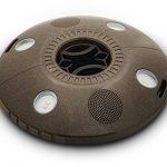 ION Audio Patio Mate Éclairage LED pour Parasol avec Haut-Parleurs Bluetooth Intégrés avec Batterie Rechargeable - Waterproof de la marque Ion image 1 produit