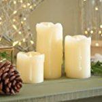 Kohree lot de 8 Guirlande Lumineuse à Piles 20 LED 2M Fil Cuire Décoration pour Mariage, Fête, Maison, Jardin, Sapin de Noël (Jaune chaud) de la marque Kohree image 5 produit