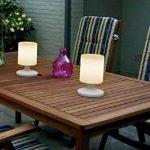 Lampe de table à LED Smartwares 5000.472 – Sans fil – Batterie – 5 W – Plastique – Convient pour une utilisation en extérieur de la marque RANEX image 6 produit