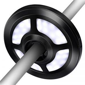 Lampe led sans fil pour parasol - notre top 13 TOP 2 image 0 produit
