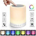 Lampe Parasol, 64 LEDs Lampe sans Fil pour Parasol de Jardin avec Bluetooth 3.0 Speaker Audio USB Rechargeable éclairage d'extérieur pour tente de camping, parasol ou sur branche d'arbre de la marque Bloomwin image 8 produit