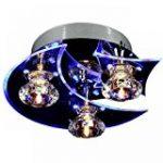 Lampe Parasol, 64 LEDs Lampe sans Fil pour Parasol de Jardin avec Bluetooth 3.0 Speaker Audio USB Rechargeable éclairage d'extérieur pour tente de camping, parasol ou sur branche d'arbre de la marque Bloomwin image 22 produit