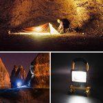 Le comparatif : Lampadaire lumineux extérieur TOP 0 image 5 produit