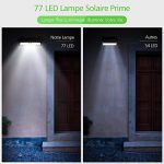 Le comparatif : Lampe jardin sans fil TOP 5 image 4 produit