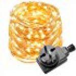 Le meilleur comparatif pour : Guirlande lumineuse exterieur 20m TOP 2 image 6 produit