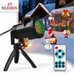 Le meilleur comparatif : Projecteur laser extérieur noël TOP 2 image 5 produit