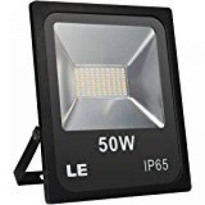 LE Projecteur Extérieur LED 50w Spot Eclairage LED Lumière Blanc Froid 4000lm 6000K Etanche IP65 avec 100 LEDs Equivale à Lampe Sodium de 150w pour Terrasse Jardin Mur Scène Façade Chantier de la marque Lighting EVER® image 0 produit