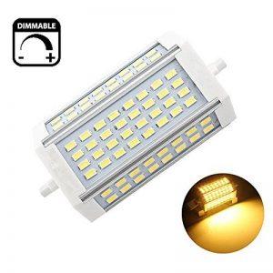 LED R7S 30 W Dimmable Ampoule À Double Extrémité J Type J118 LED Projecteur avec 250 W Halogène Ampoule Remplacement de la marque Ascen Lighting image 0 produit