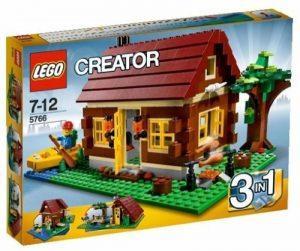 LEGO Creator - 5766 - Jeu de Construction - La Maison en Forêt de la marque Lego image 0 produit
