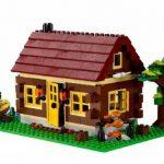 LEGO Creator - 5766 - Jeu de Construction - La Maison en Forêt de la marque Lego image 4 produit