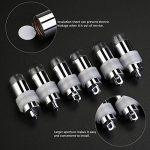 LEORX Paquet de 60 Blanc LED Ballons Lampes pour Lanternes en papier Ballons (60) de la marque LEORX image 1 produit
