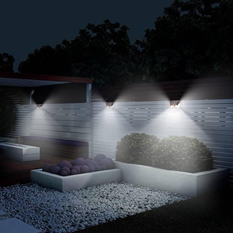 Lampe solaire pour terrasse en bois pour 2019 -> notre comparatif ...