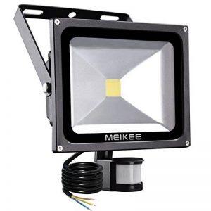 MEIKEE 30W Projecteur LED Détecteur de mouvement Éclairage extérieur imperméable 6000K 2250LM Lampe led extérieur idéal pour jardin, cour, couloir, mur, etc de la marque MEIKEE image 0 produit