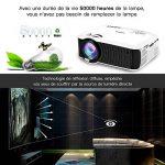 Mini projecteur led extérieur notre top 9 TOP 4 image 4 produit