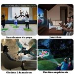 Mini projecteur led extérieur notre top 9 TOP 4 image 6 produit