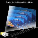 Mini projecteur led extérieur notre top 9 TOP 7 image 6 produit