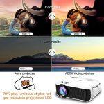 Mini projecteur led extérieur notre top 9 TOP 4 image 1 produit