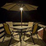 Notre comparatif : Éclairage parasol rechargeable TOP 2 image 5 produit